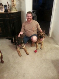 Satisfied Client: A Tucson Family & 3 Protection Dogs